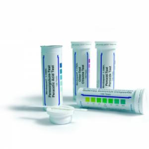 MERCK 110337 Peroxide Test Colorimetric 100 - 200 - 400 - 600 - 800 - 1000 mg / l H2O2 MQuant ™